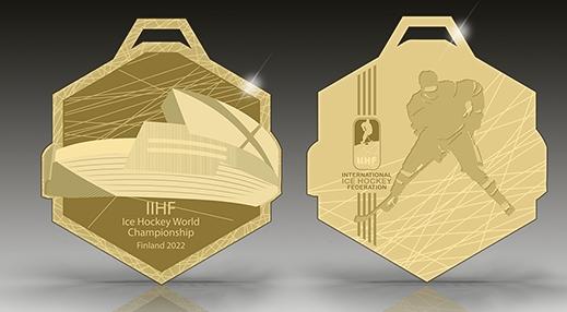 2022 Jääkiekon MM-kisojen kultamitali