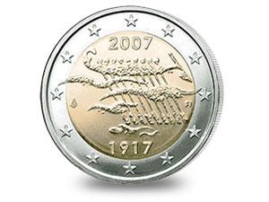 Suomen itsenäisyys 90 vuotta (2007)
