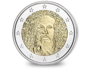 F. E. Sillanpään syntymästä 125 vuotta (2013)