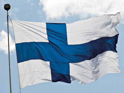Suomen Lippu Puolitangossa