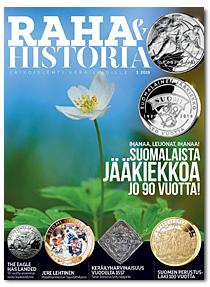 Raha & Historia -lehti 1 / 2019
