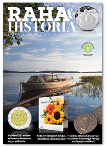 Raha & Historia -lehti 2 / 2021 pdf-tiedosto