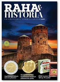 Raha & Historia -lehti 3 / 2021 pdf-tiedosto