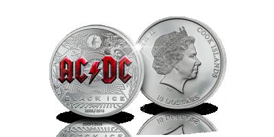 AC/DC Black Ice -hopealyönti