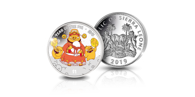 Angry Birds, Year of the Pig 1$ 2019