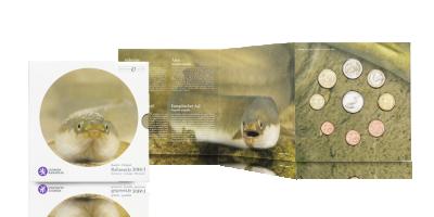 Itämeren kalat rahasarja: Ankerias