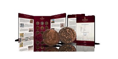 Antiikin rahahistoria -kokoelma