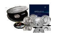 Apollo 11 hopeiset juhlalyönnit