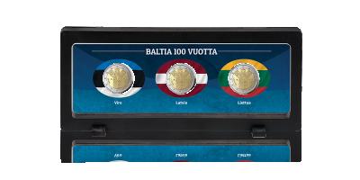 Baltian maat 100 vuotta -juhlakokonaisuus