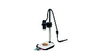Digitaalinen mikroskooppi ja teline pakkaus