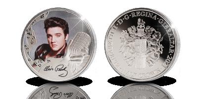Elvis Presley™ Rock and rollin kuningas -juhlaraha