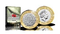 Ensimmäisen maailmansodan muistolyönnit -kokoelma: Iso-Britannia