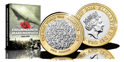 Ensimmäisen maailmansodan muistolyönnit -kokoelma