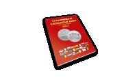 Vuoden 2017 EURO -katalogi sisältää kaikki erikoiseurot vuoteen 2017 asti