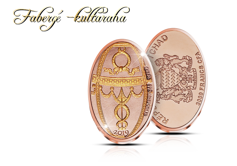 Fabergé 2019 -kultalyönti