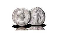 Hadrianuksen hopeadenaari