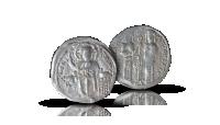 Andronikos II Palaiologosin hopeinen basilikon