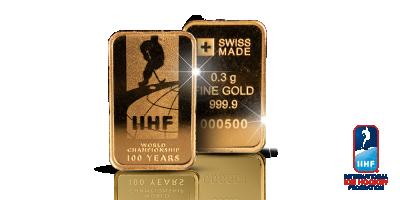 IIHF 100 vuotta -kultaharkko