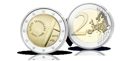 Ilmari Tapiovaara -erikoiseuro 2014 proof