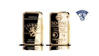 Kiekkoleijonat MM2019-kultaharkko 1g