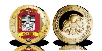 Jokereiden Legendat -kokoelma: Jari Kurri