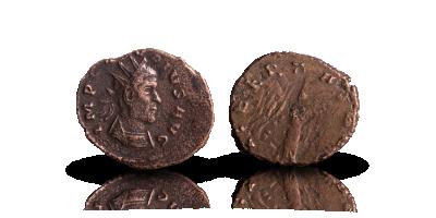 Keisari Claudius Gothicuksen pronssiraha