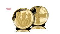 Kultainen Lotta Svärd 100 vuotta -mitali
