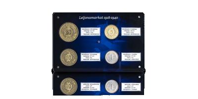 Leijonarahat 1918-1940