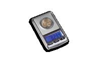 Digitaalinen LIBRA mini -kolikkovaaka