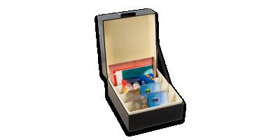 Arkistolaatikko LOGIK (A5)