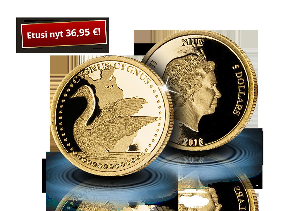 Maailman pienet kultarahat -kokoelma