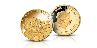 Maailman pienimmät kultarahat -kokoelma: Mauri Kunnas -kultaraha