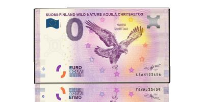 Maakotka 0 € -seteli 2019
