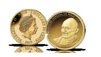 Mahatma Gandhia kunnioittava kultaraha
