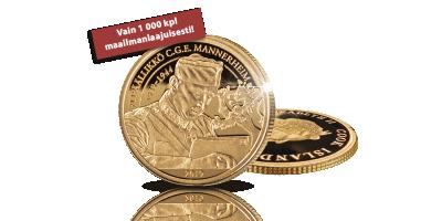 Maailman pienet kultarahat -kokoelma: Manneheim