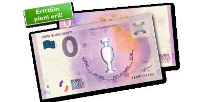 Nollasetelit-kokoelma: UEFA 2020