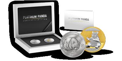 Platina Panda -juhlakokoelma