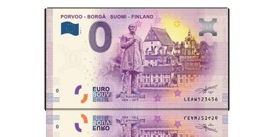 Porvoo 0 €-seteli 2019