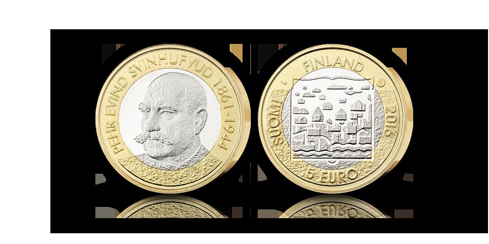 100-vuotta suomalaisia presidenttejä: P. E. Svinhufvud