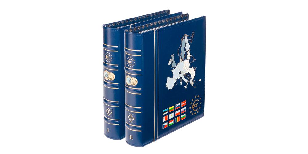 VISTA -rahakansio euroille osat 1 ja 2