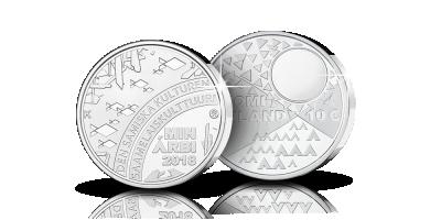 Saamelaiskulttuuri-juhlaraha 10 €
