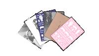 Iltahuuto-postikorttikorttipakkaus