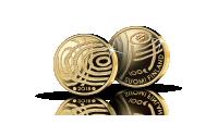 Suomi 100 vuoden kuluttua kultaraha