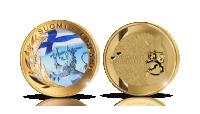 Itsenaisen Suomen symbolit-mitali