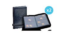 ROUTE -rahakansio 96 kolikolle tuplapakkaus