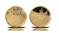 Turun yliopisto kultaraha, numeroitu