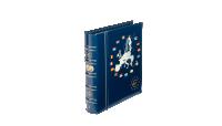 Sininen VISTA-rahakansio euroille osa 1