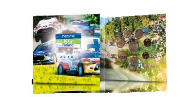 WRC Neste Ralli –rahasarja 2018